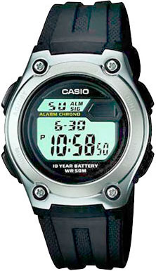 CASIO Collection Men W-211-1A